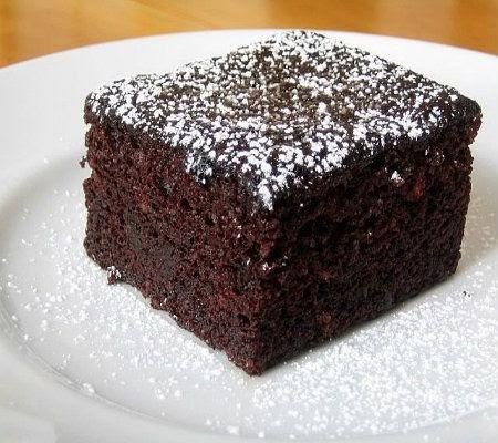 Moosewood Perfect Chocolate Cake