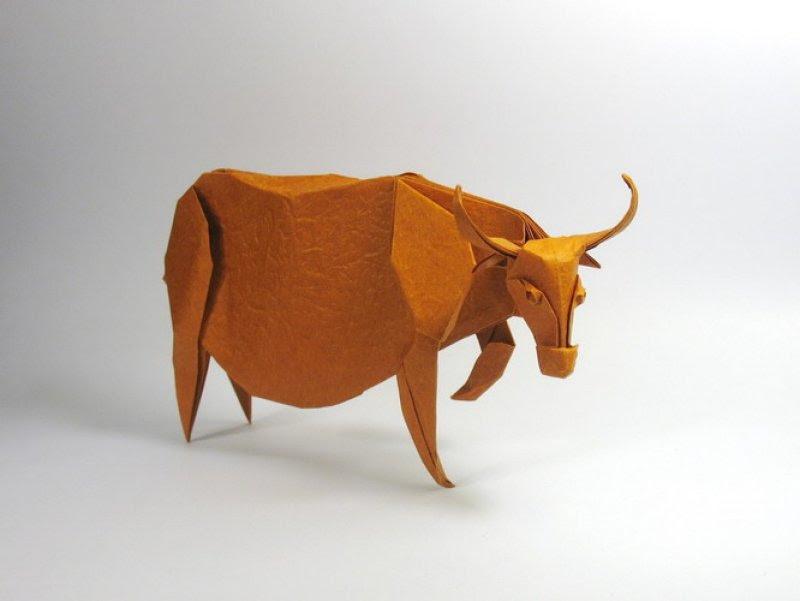 Os incríveis origamis de Nguyen Hung Cuong 05