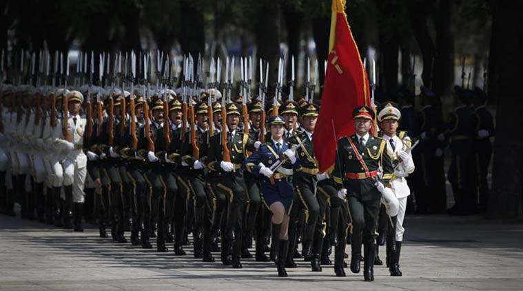 China, China defence, China defence spending, Chinese army, China defence budget, world news, latest world news, indian express, indian express news