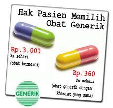 Obat Generik Berlogo (OGB)