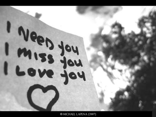 Love Afbeeldingen I Need Youi Miss Youi Love You3 Hd Achtergrond