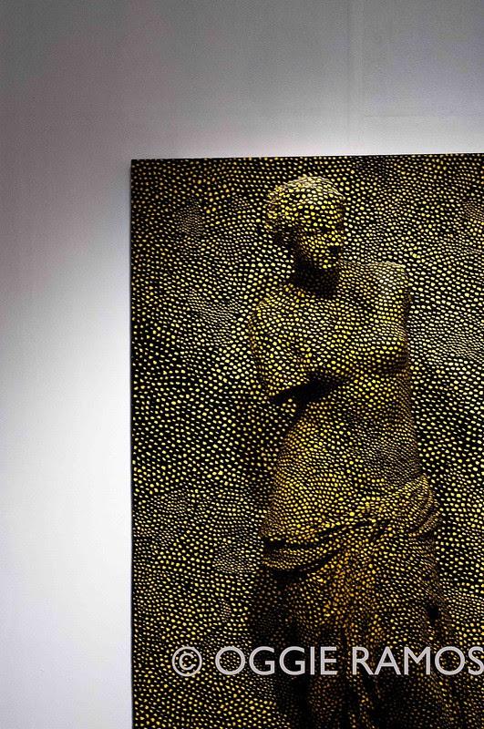 Ayala Kusama Exhibit - Venus Obliterated