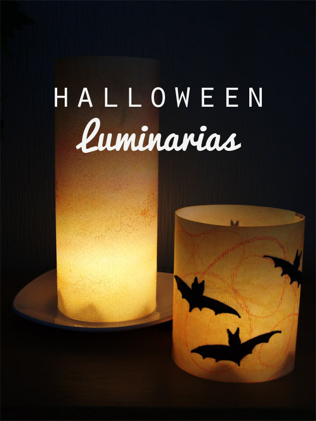 http://playfullearning.net/2013/10/crafts-for-kids-halloween-luminarias/