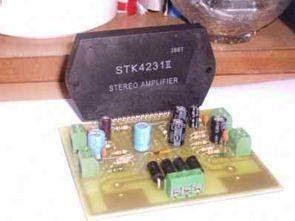 Stereo hai kênh 100 Watt Anfi STK4231