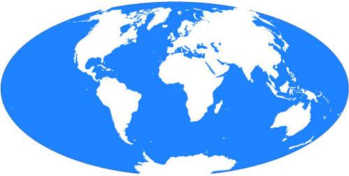 世界地図 無料フリー旅行情報時刻天気国旗ワールドマップ