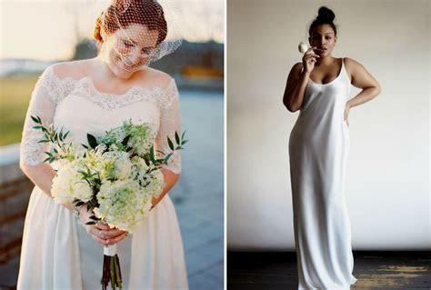 Best Wedding Dresses for Plus Size Brides   Her Beauty