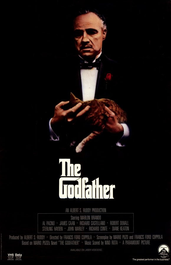 Image result for the godfather movie poster