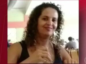 Ana Cristina Sampaio foi morta ao lado de pastora na Bahia (Foto: Reprodução/TV Bahia)