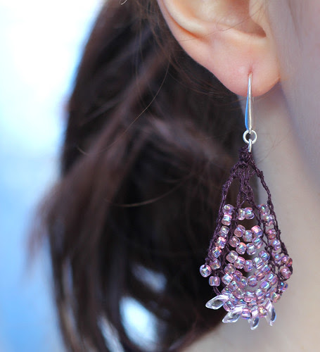 Butin Earrings Habu Style