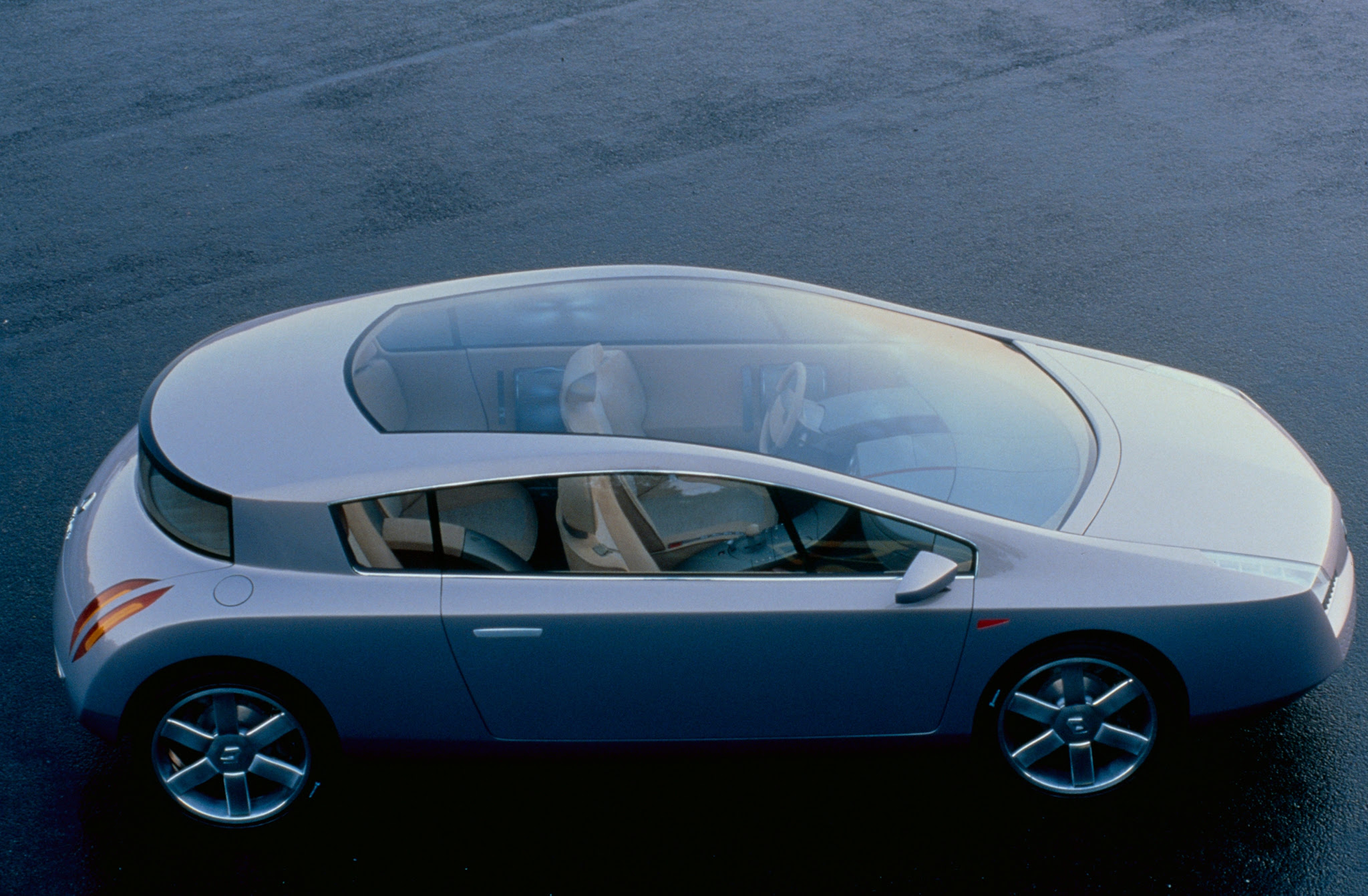 Vel Satis By Renault France Michelin Challenge Design