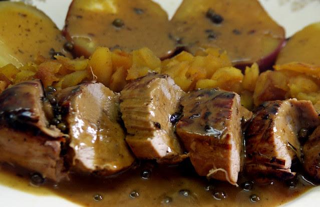 Solomillo en Salsa de Cítricos 211