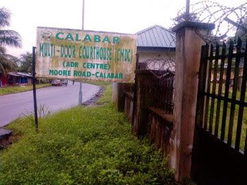 court calabar-NL