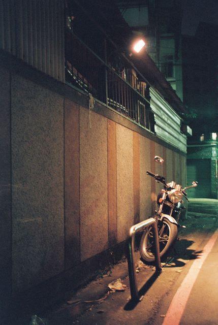 Alone I Wait The Night