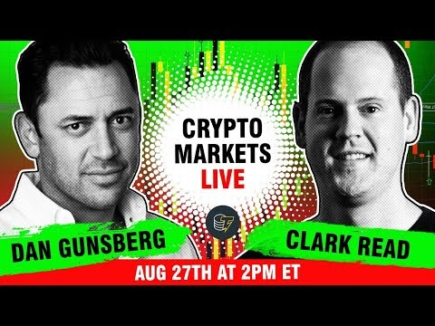 The evolution of markets: DeFi mania & beyond   Crypto Markets Live