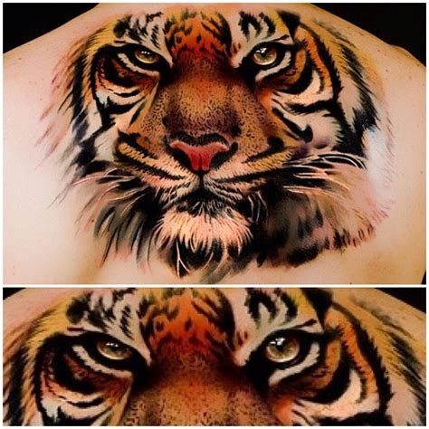 eyes  tiger realistic tattoo  tattoo ideas gallery