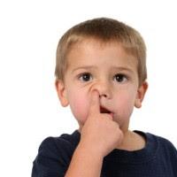 علاج انسداد الأنف عند الأطفال بسهولة فى المنزل