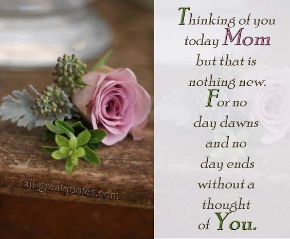 Thinking Of You Today Pictures Photos And Images For Facebook