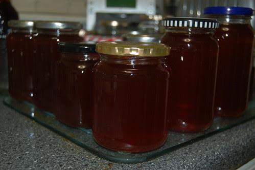 apple cinnamon jelly Oct 09