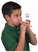 Wood Ball Blower by pfot.com