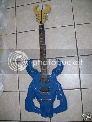 Shite guitar