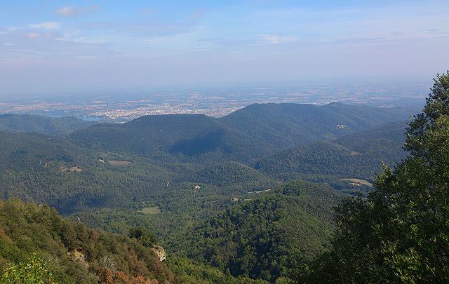 Valle de Biert, donde se planifica la producción agrícola ganadera de la Biorregión Autosustentable Catalana.