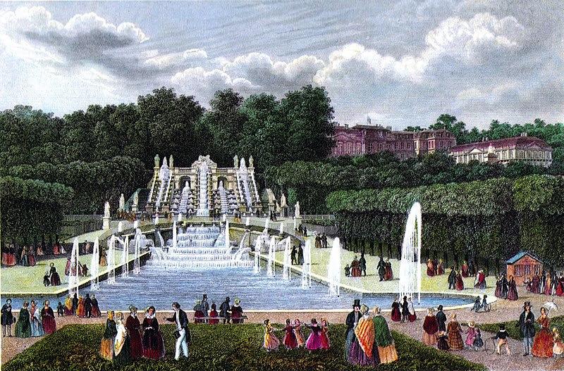 File:Saint-Cloud Chateau c1845.jpg