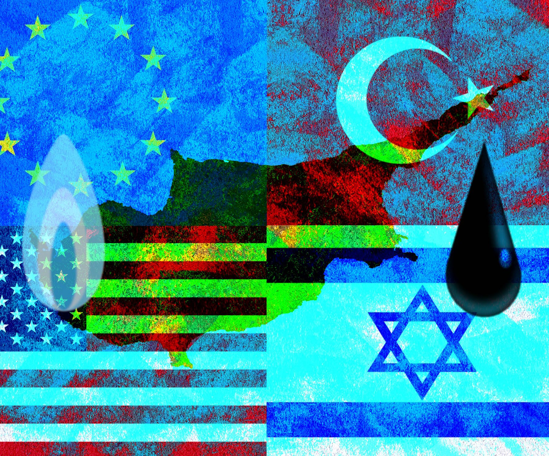 Η τετραπλή συμμαχία που τρομάζει την Τουρκία