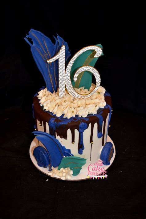 Artist?s Sweet Sixteen ? Happy Cake Baker