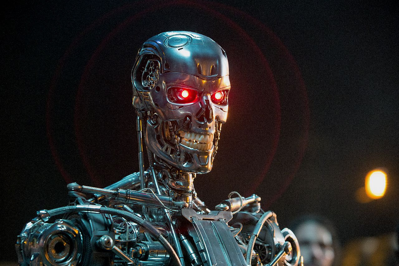 terminator, AI