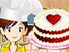 Kelas Memasak Sara: Cake Sutera Merah