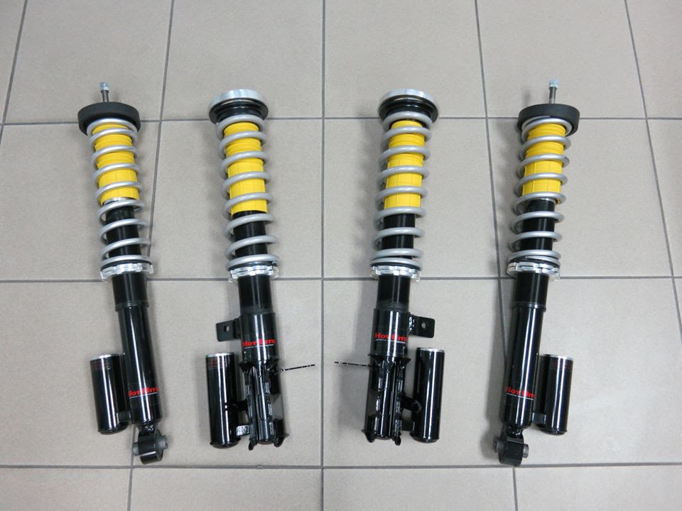 Height Adjustable Coilovers, ZhaPaLang e-Autoparts