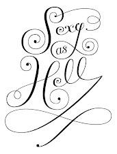 Sebastian Lester calligraphy