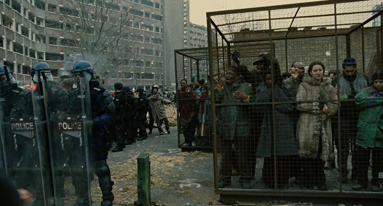 Resultado de imagem para Filhos da Esperança (2006) cenas
