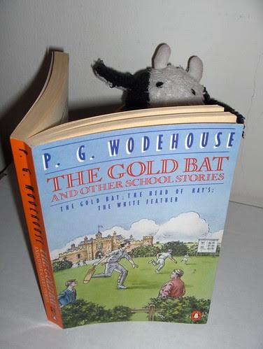 A Wodehouse a Week #69: The Gold Bat
