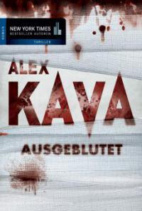 Ausgeblutet - Alex Kava