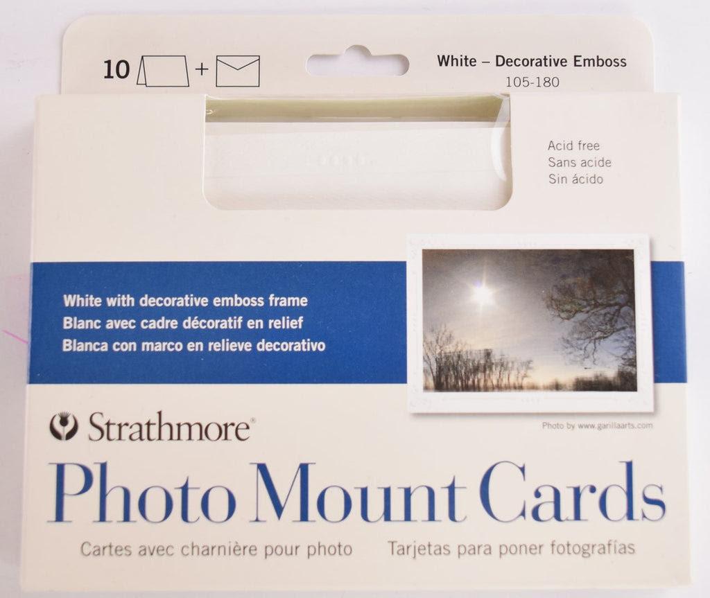 Photo Mount Cards 5x7 Rileystreet Art Supply
