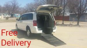 Wheelchair Vans For Sale Blvd Com