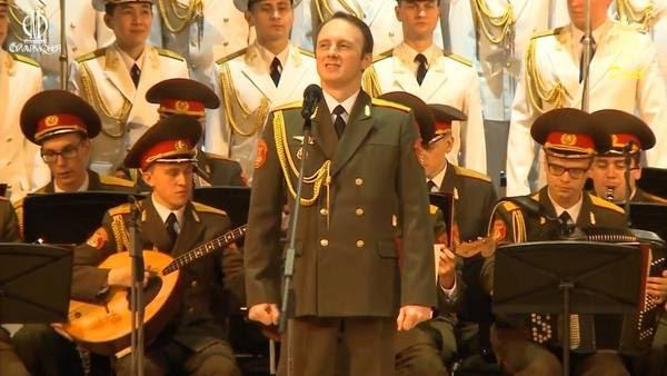 Vladislav Golikov, el cantante de jota del Ejército Ruso que murió en el accidente aéreo en el Mar Negro
