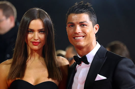 Is this Cristiano Ronaldo's new girlfriend? Footy superstar 'dating' TV babe