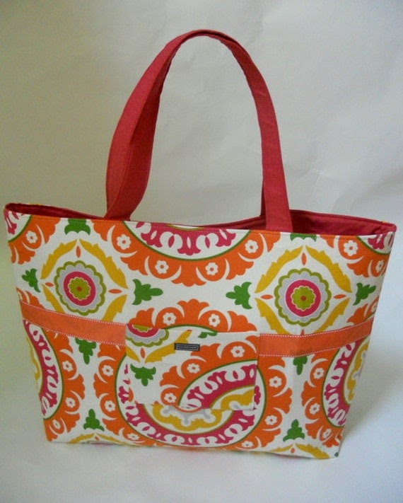 Beautiful Extra Large Beach Bag