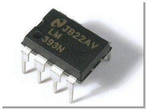 LM339 và LM393 với 100 mạch Vuumeter Led Stereo
