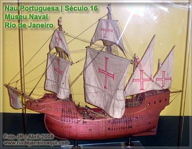Nau ou navio português do século 16