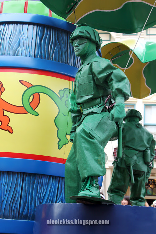 green soldier