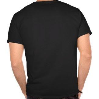 Godfrey De Bouillon Black & White Seal Shirt