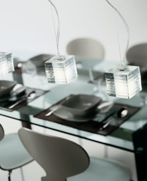 Illuminating Dining Table Lighting With Luxury Lighting Fixtures ...