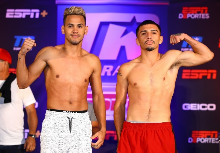 Adan Gonzales Revels In Victory After Rocking Robeisy Ramirez - The