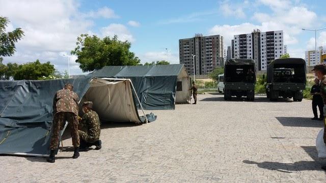 Hospital de Trauma de Campina Grande recebe estrutura para manutenção de equipamentos