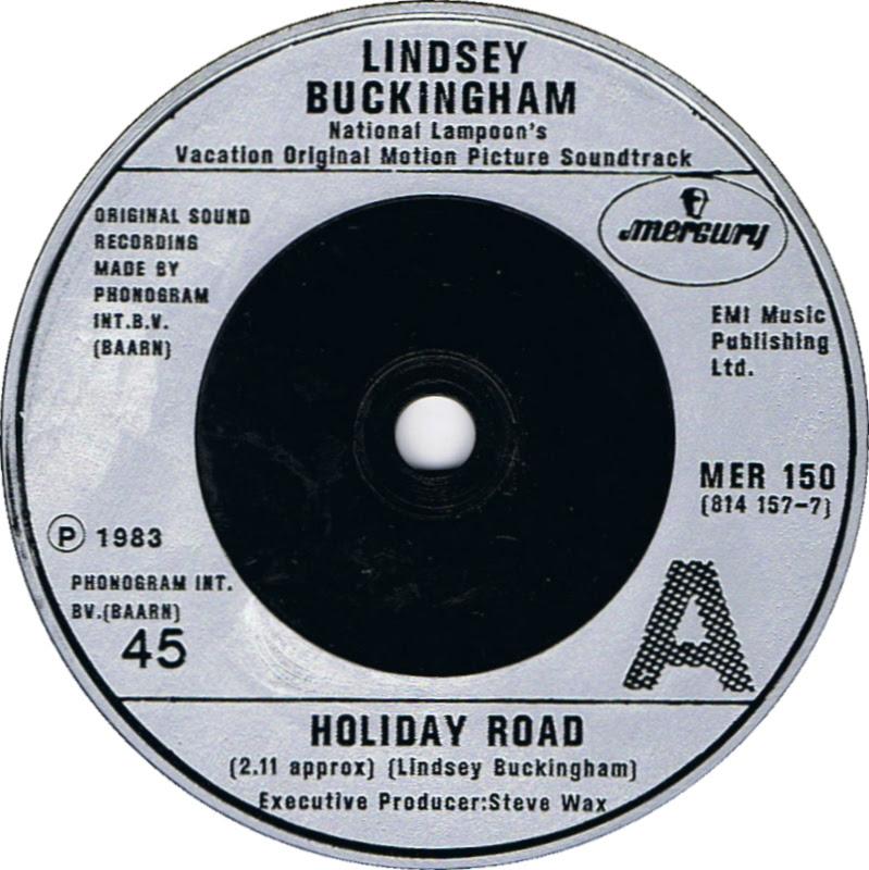 45cat - Lindsey Buckingham - Holiday Road / Mary Lee Jones ...