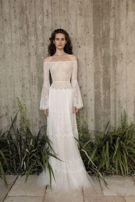 Best 25  Boho chic wedding dress ideas only on Pinterest