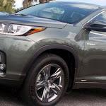 Toyota Highlander hybrid, go green, get (resale) green | Business - yoursun.com